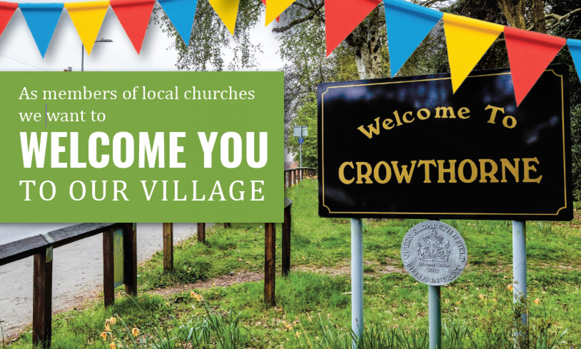 Churches together in Crowthorne