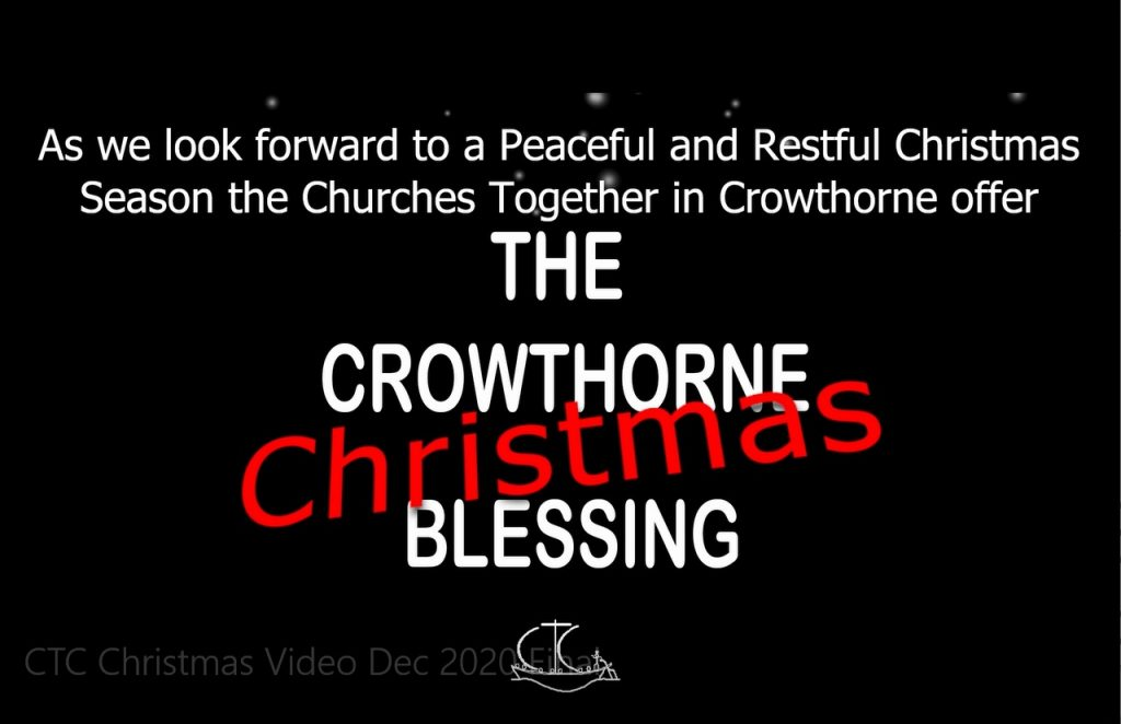 The Crowthorne Christmas Blessing